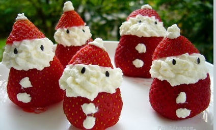 strawberrysanta